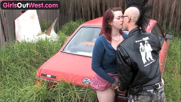 Girls Out West - Amateur Australian punk couple...
