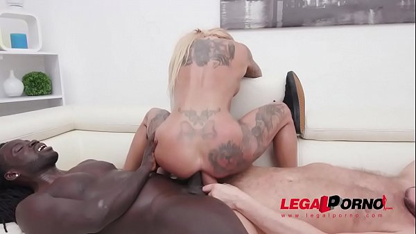 Dirty talking german slut FitXXX Sandy assfucke...