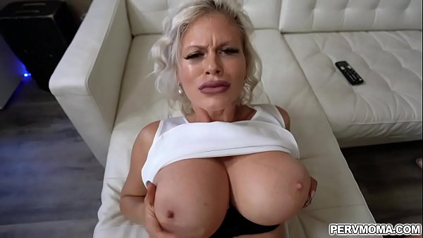 Bustylicious blonde MILF Casca Akashova always wants her stepsons meaty cock inside her wet MILF pussy andmoans in orgasmic euphoria.