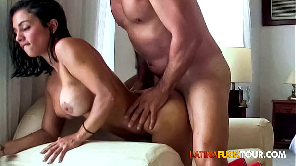 Brazilian babe doggystyle audition at casting call