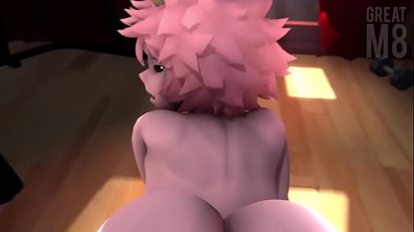 「When She Wants to Try Anal」by GreatM8 [My Hero Academia SFM Porn] Thumb