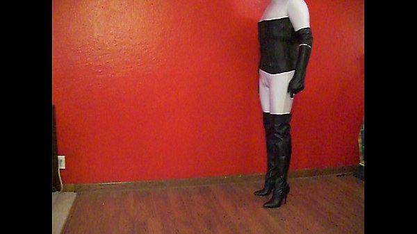 "5"" Hell Thigh High Boots"