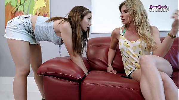 Fucking My Stuck Step Daughter While Wife Watches - Bailey Base and Cory Chase