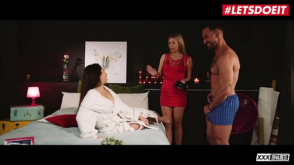 LETSDOEIT - #Angel Piaff #Kandy Kors #Emilio Ardana - Perv Czech Babe Gives Indication To A Couple About How To Fuck