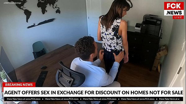 FCK News - Agent Offers Sex In Exchange For Dis...