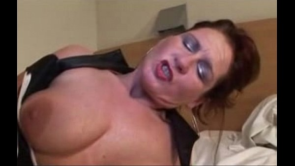 Manuela´s Mature Milf in Open Hose Toys and Fucks