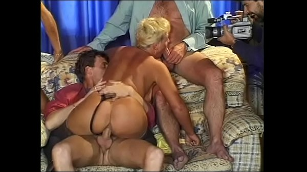 Real housewife slut cheats on her husband fucking with four guys
