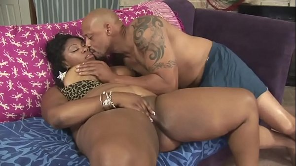 Beautiful black mare touches and sucks her nipp...