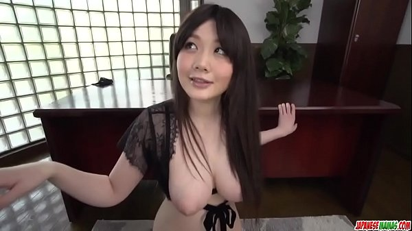 Rie Tachikawa gives head while half naked and w...