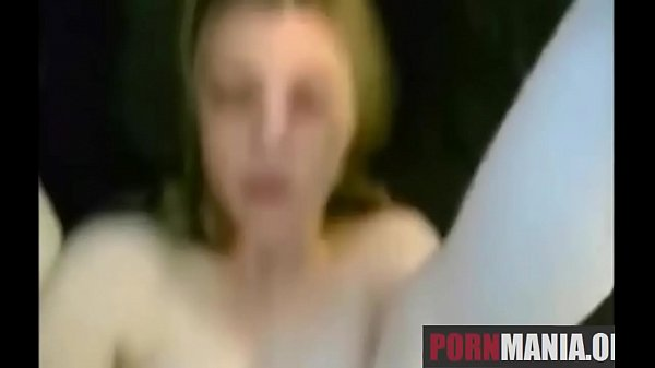 WRONG HOLE, YOUNG BLONDE DOESN'T HAVE ANY REACTIONS [PORNMANIA.ORG]