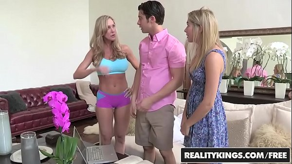 RealityKings – Moms Bang Teens – Soothing Sensation