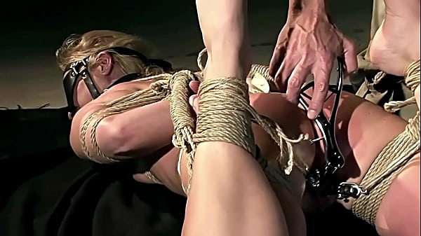 Tormented beautiful naked doll, and my perverted hard game. Part 1. I captured her in the park, and I warm her up.