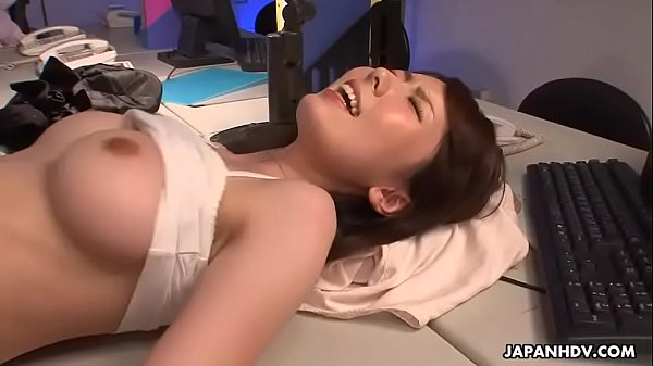 Slutty wife getting fucked in the office and cr...