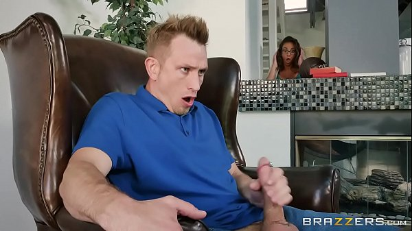 Brazzers - Naughty assistant Layla London loves cock Thumb