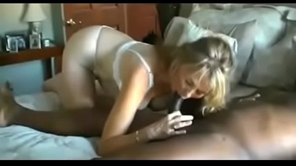BBC Creampies Wife's Shaved Pussy While Cuckold Films