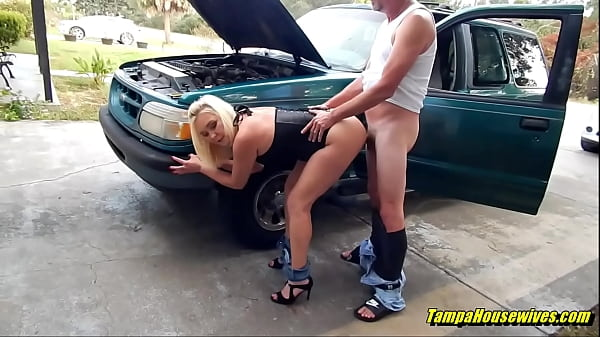 A Hot and Horny Housewife Always Gets What She Needs