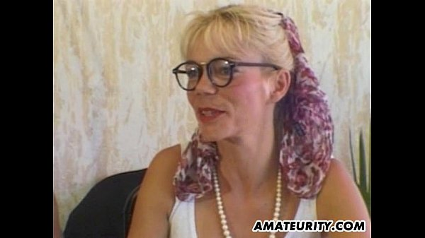 Amateur Milf anal action with cum in mouth Thumb