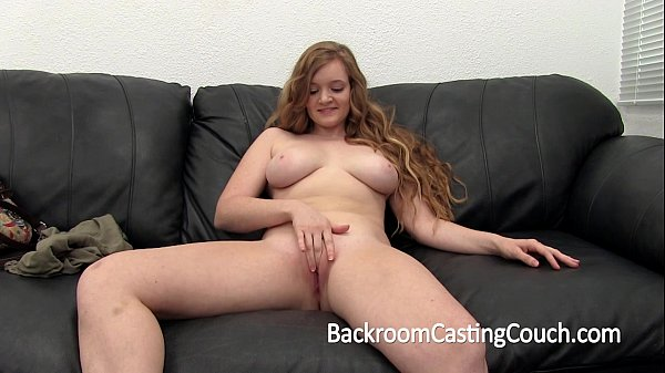 Redhead Teen First Anal and Creampie Thumb