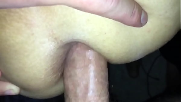 My bf fucks my ass and I fart on his dick so he can cum in my butt