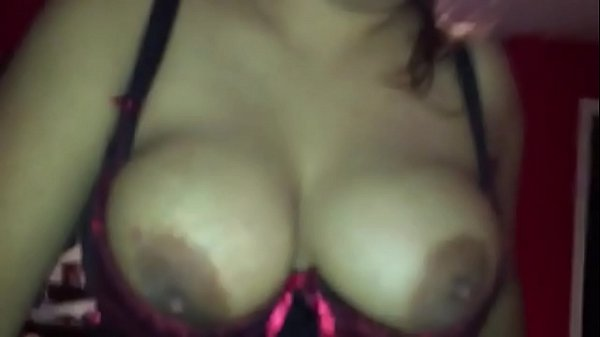 Bouncing desi tits while riding cock