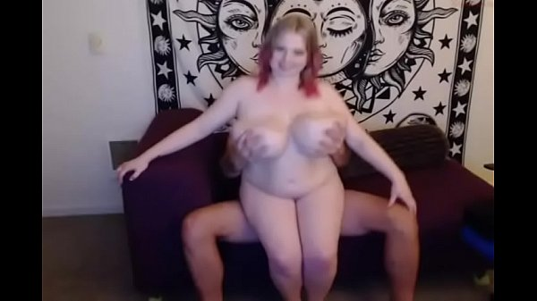 Sex with blonde bbw with big tits