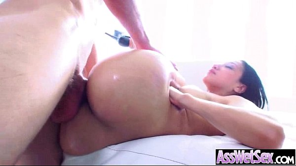 Big Butt Girl Get Olied Then Hard Style Banged video-30