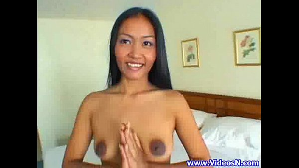 Asian Teen with Tight Pussy