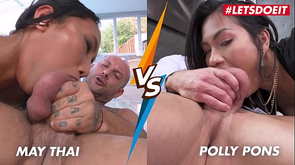 HER LIMIT - See Now The Hottest Anal Asian Edition - May Thai VS Polly Pons