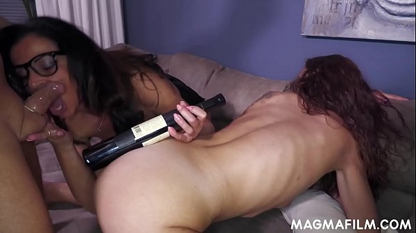 Mature couple learning how to fuck