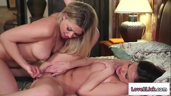 Gals fuck with breasts till they squirt