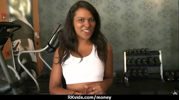 Porn Casting Teen for Money 3