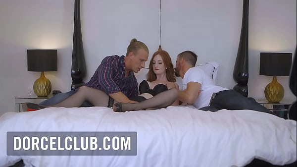 Zara Durose, two men and three orgasms