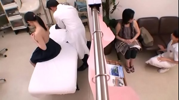 Japanese EP-1 Mother and Daughter Hospital Visit, Male Doctor Sexual a., Act - 1 of 2 Thumb