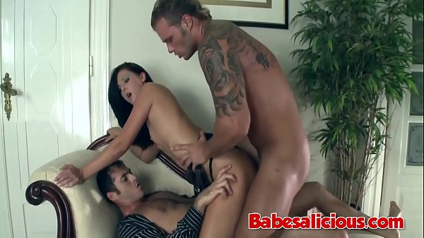 Babesalicious - MMF Turn Into DP and Anal Fuck
