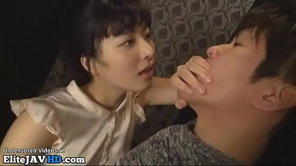 Jav horny girlfriend destroys her bf