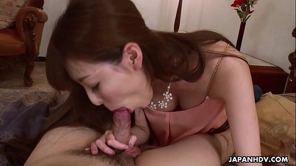 Japanese housewife, Akari Asayiri cheated, uncensored Thumb