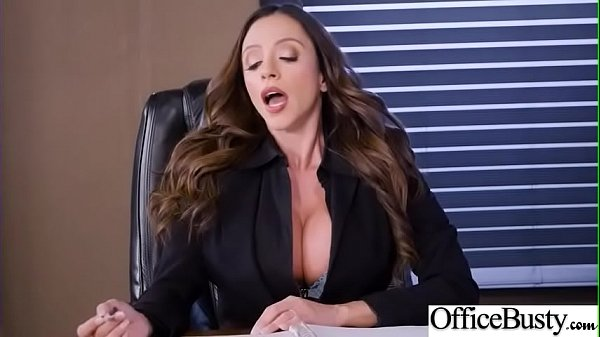 Hot Sex In Office With Big Round Boobs Girl (Ariella Ferrera) video-04 Thumb
