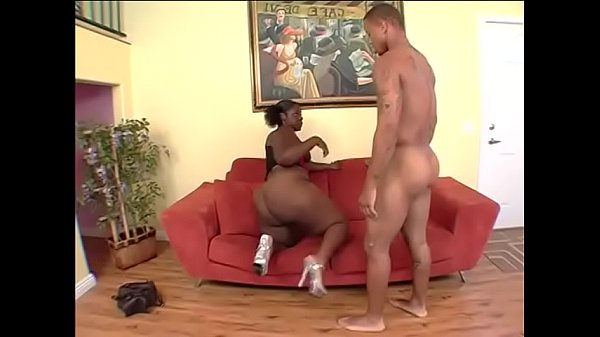 Scene 4 From Fabulous Black Fattyz - Thick Sexxi and Jay Strokes