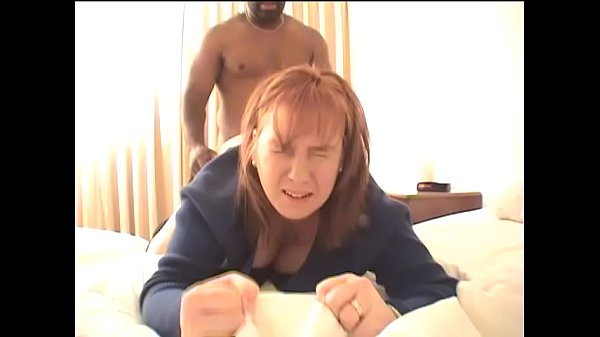 Redhead Dawn gets her pussy pounded by a big bl...