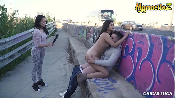 MAMACITAZ - Hot Outdoor Fuck With Crazy Peruvian Teen Nikol