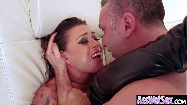 Big Butt Girl (Eva Angelina) Get Oiled All Over And Hard Anal Nailed clip-16