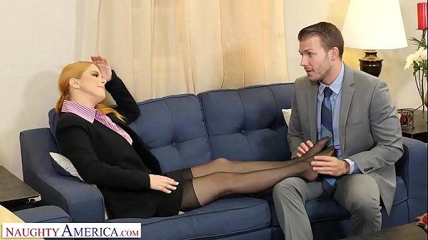 Naughty America - Penny Pax gives her intern a fuck of his life Thumb