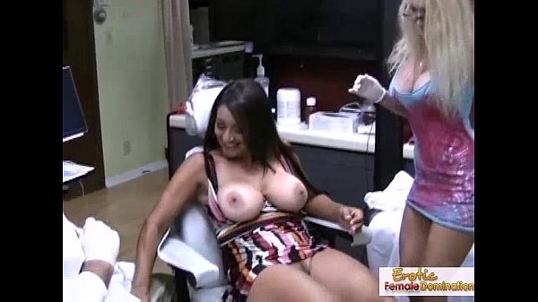 A really nasty dentist's appointment