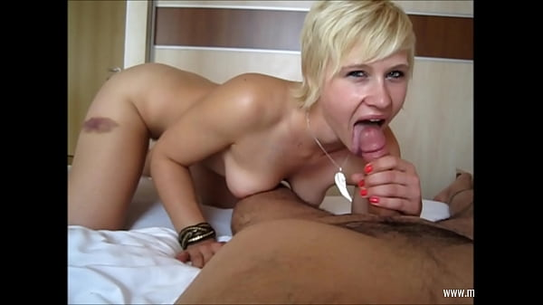 Blonde hairy slut fucked
