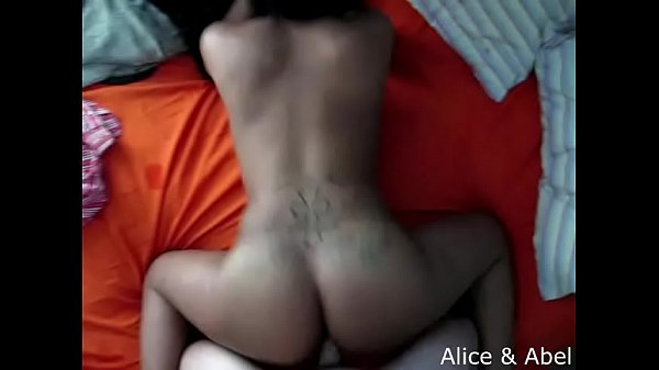 Amateur Ebony Babe Fucked From Behind