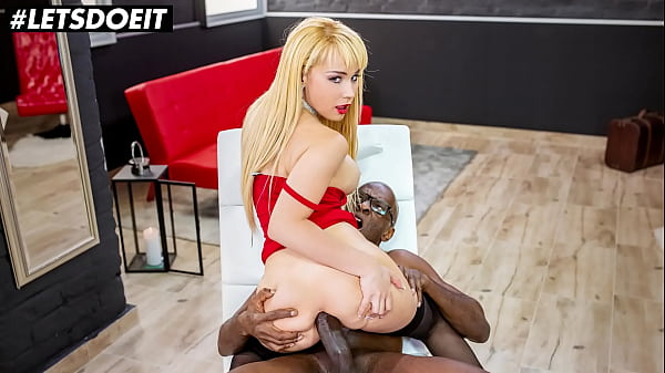 #LETSDOEIT - (Natasha Teen And Mike Chapman) Hot Ass Latina Teen Rides BBC On Her First Real Rough Scene Ever Thumb
