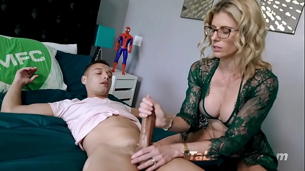 Stepmother getting Fucked by Lucky Stepson - Cory Chase