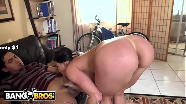 BANGBROS - Big Ass MILF Kendra Lust Fucked By J...