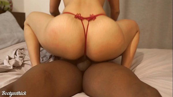 Fat ass Spanish babe in lingerie meet a bbc to ...