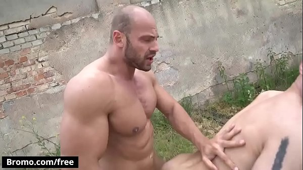 Bromo - Mike with Tomm at Sunbathing Scene 1 - ...
